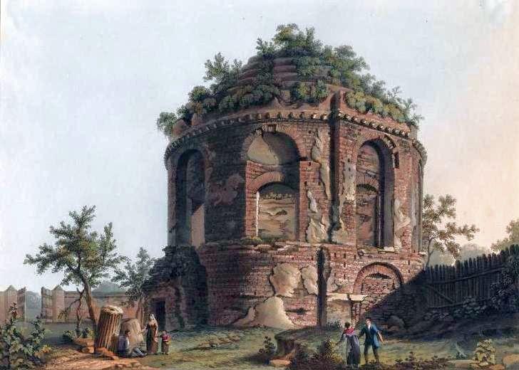 храм богини кашля