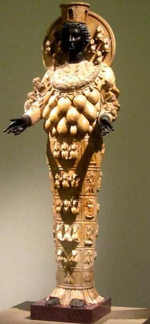 Артемида Эфесская, богиня Диана