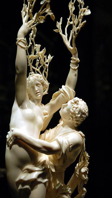 миф об Аполлоне и Дафне