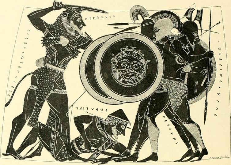 Герион, десятый подвиг Геракла