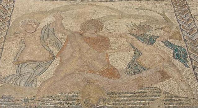 Гилас, нимфы, похищение Гиласа, миф