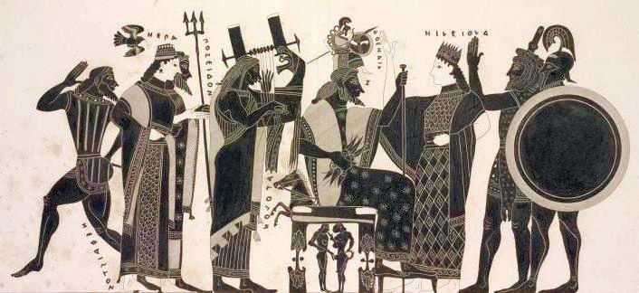 Илифия, богиня родов