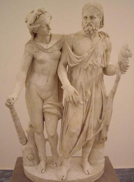 Омфала и Геракл