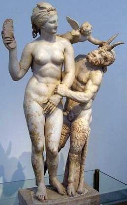 Древнегреческий миф о пане