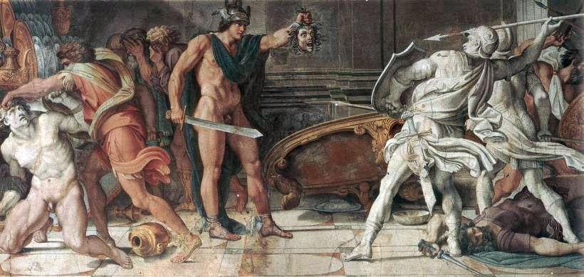 Персей и Финей