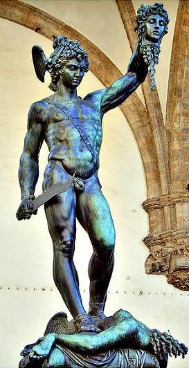 Персей Челлини, миф